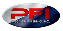 Precision Finishing Inc. Logo